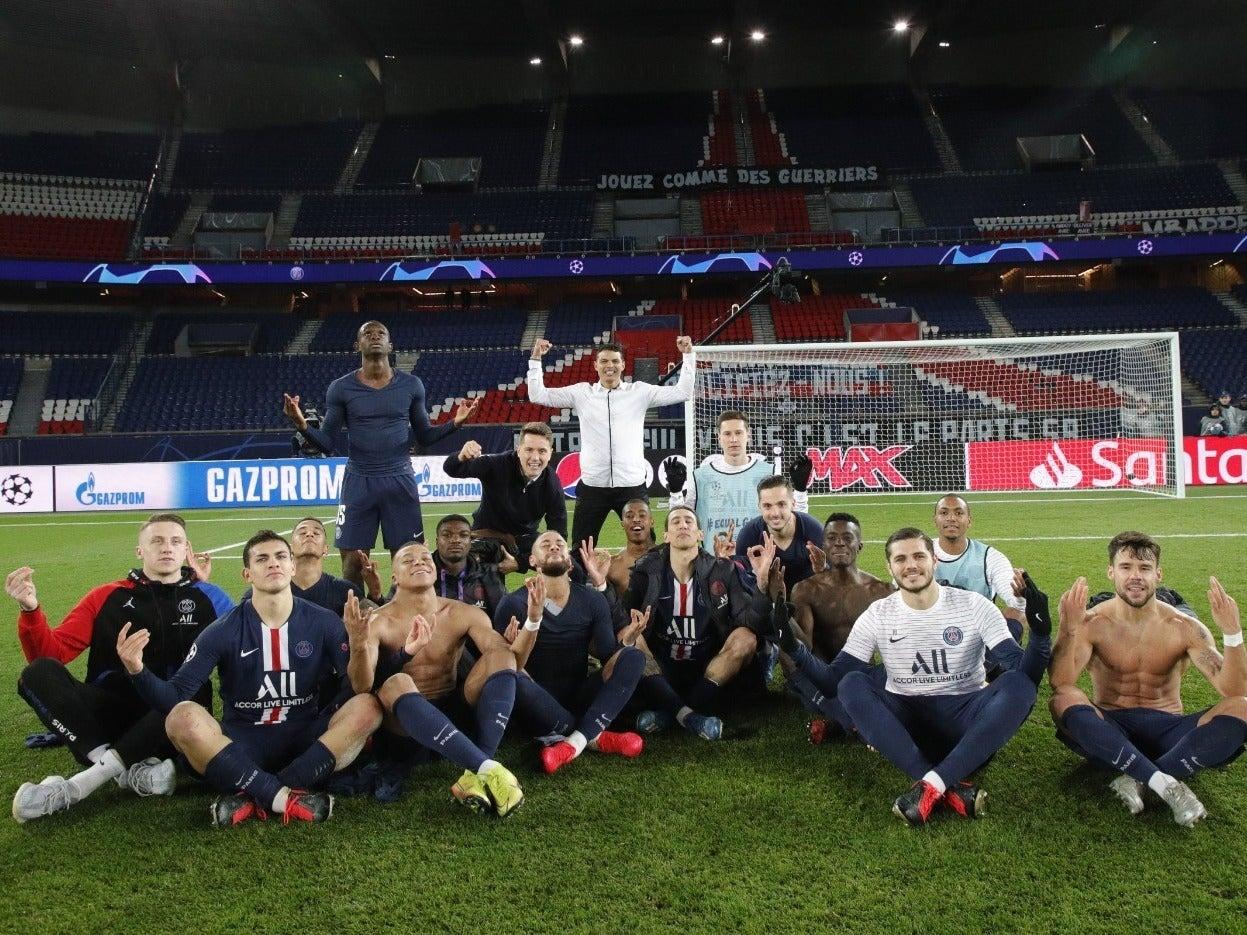 PSG vs Dortmund result: Ligue 1 side mock Erling Haaland's ...