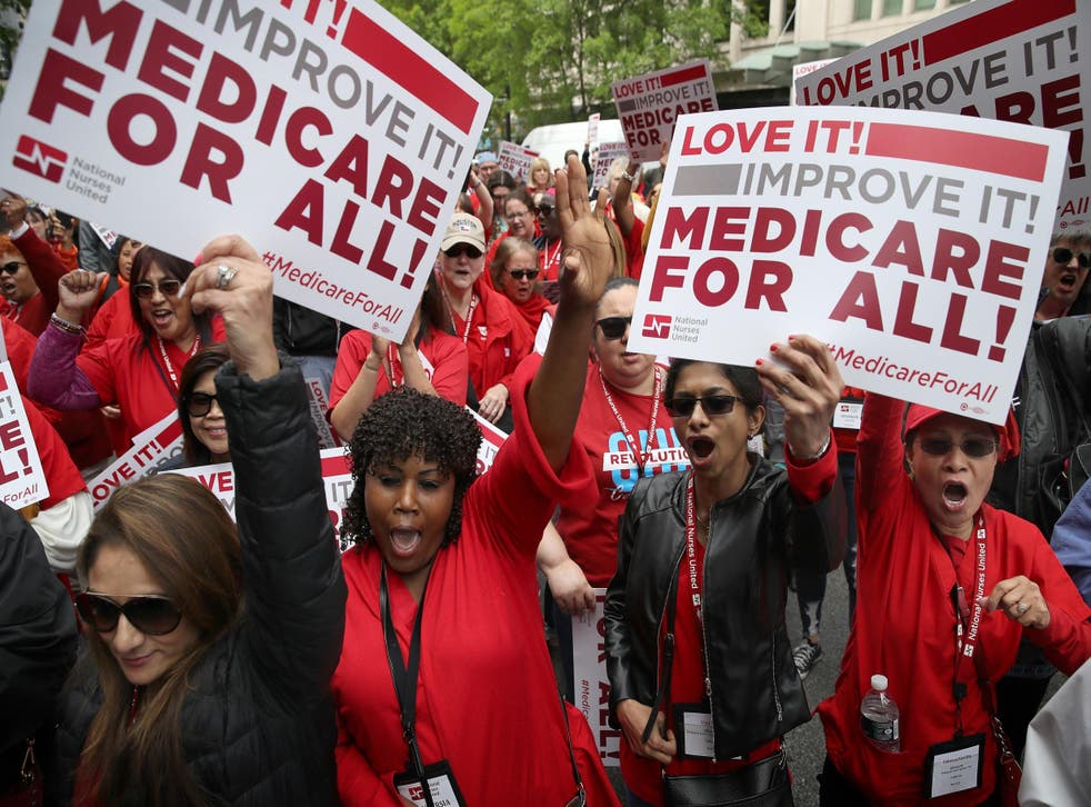 <p>Related video: Chuck Schumer warns Medicare and social security recipients that 'You better watch out if Trump gets reelected'</p>