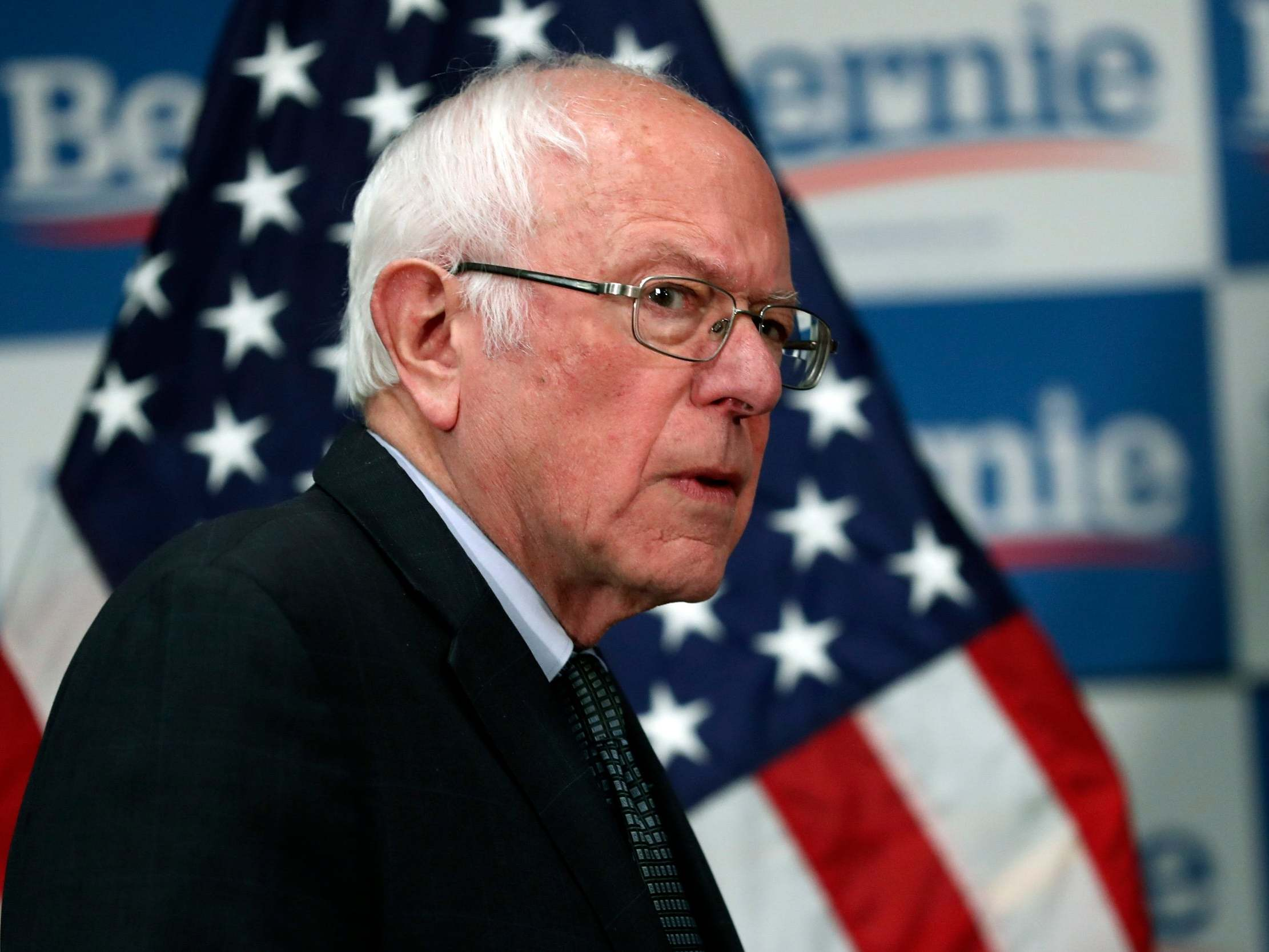 Too late, coronavirus proved Bernie Sanders was right all along