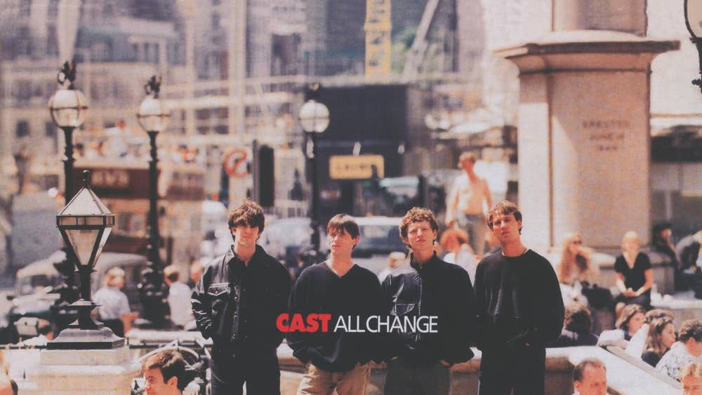 20. Cast – All Change