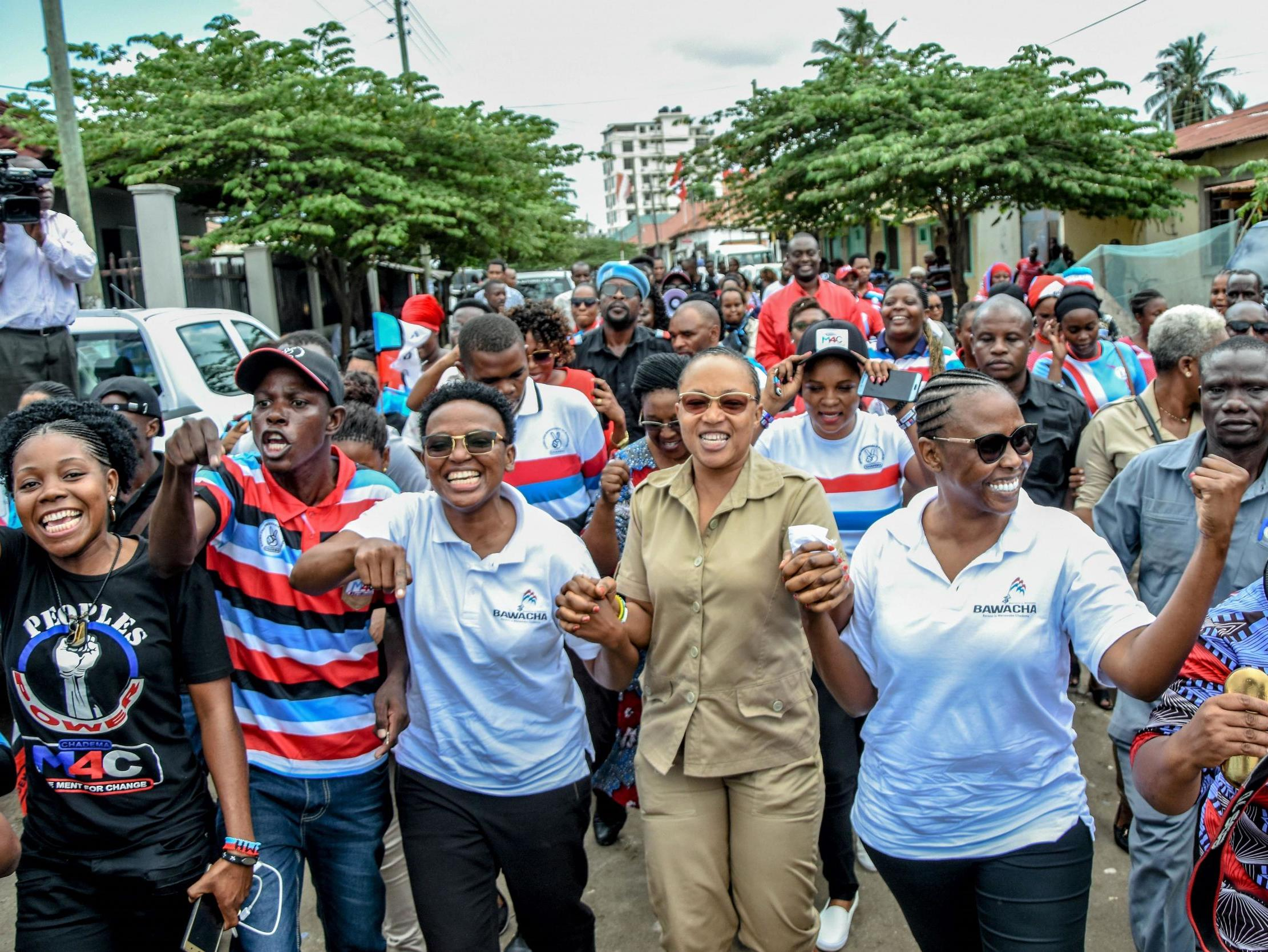 Tanzanians raise £100,000 to support opposition politicians convicted for holding rally | The Independent | The Independent