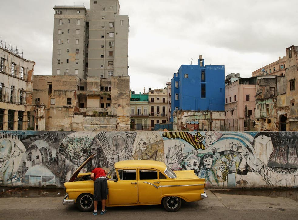 Going nowhere fast: little improvement is evident in Cuban people's lives