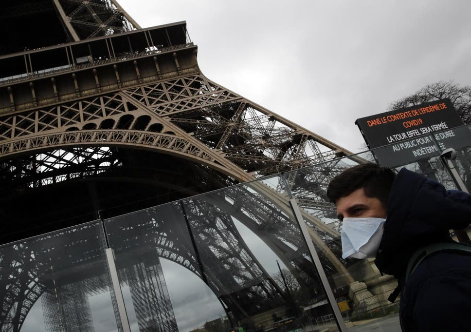 France Orders All Non-Essential Public Places to Close as Country Goes on Lockdown After Coronavirus Deaths Rise to 91