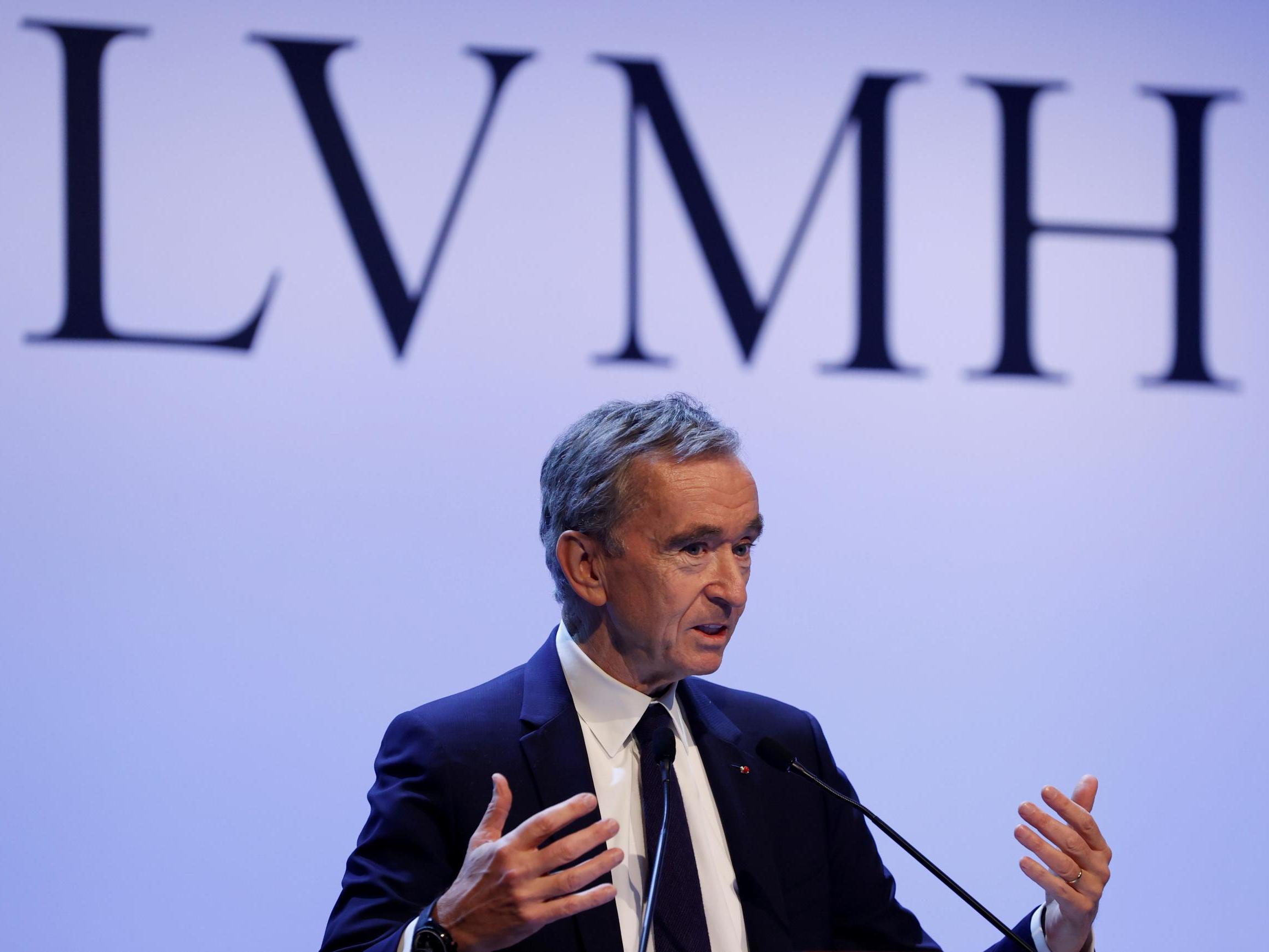 Coronavirus: Louis Vuitton owner to make hand sanitiser at perfume ...