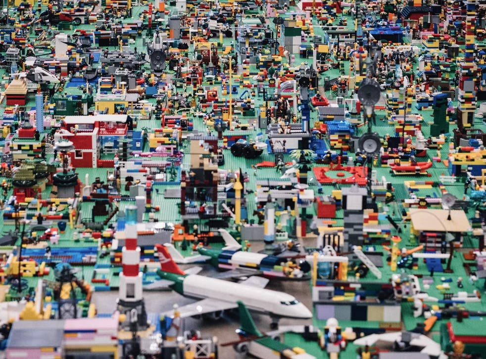 Lego is one of the most popular children's toys of all time