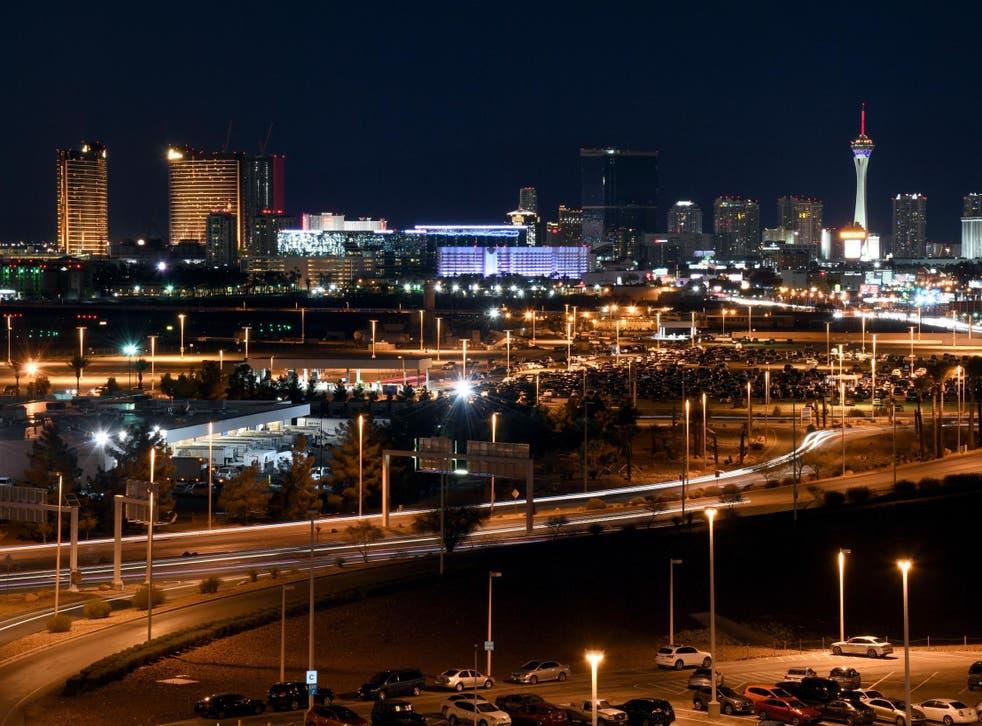 Las Vegas casinos are closing in reaction to coronavirus