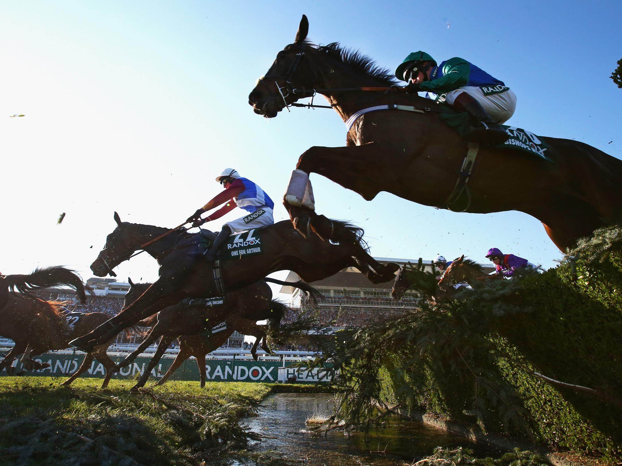 How to watch the Virtual Grand National this afternoon