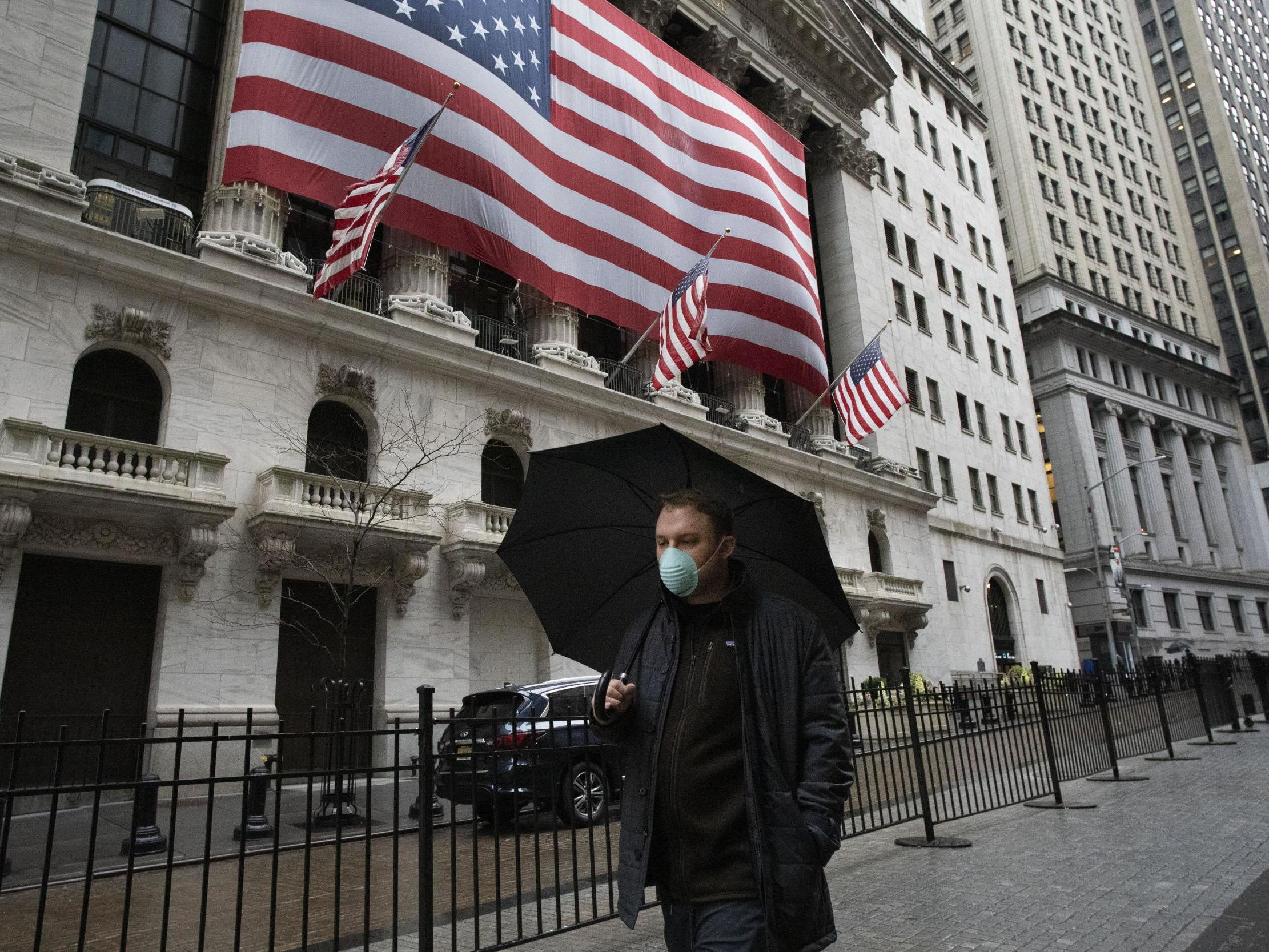 Markets tumble again on fears of second wave of coronavirus and warnings of sustained recession