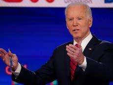 Joe Biden says Democrats could hold 'virtual' convention