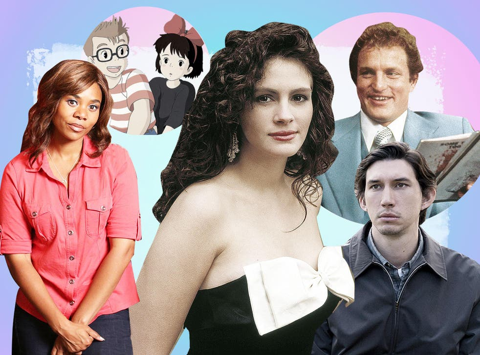 From Julia Roberts to Studio Ghibli, we've got you covered