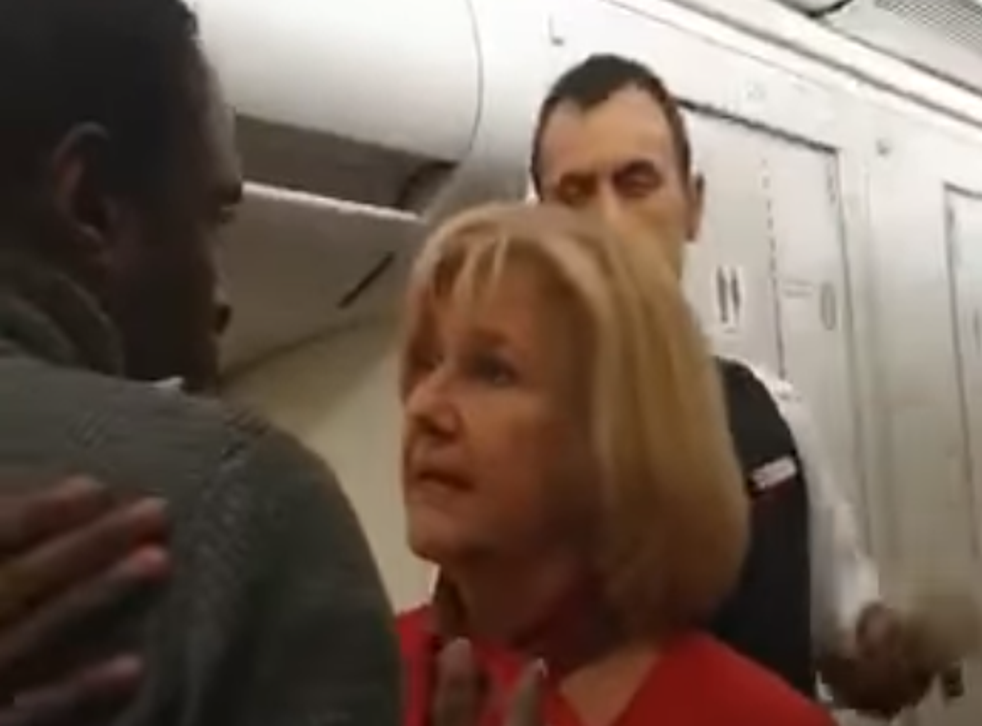 A fight broke out on a Brussels Airlines flight