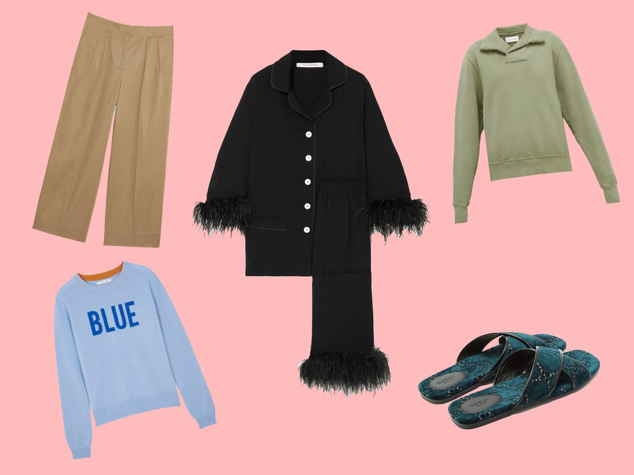 What to wear when you work from home: The best luxury loungewear pieces to buy now
