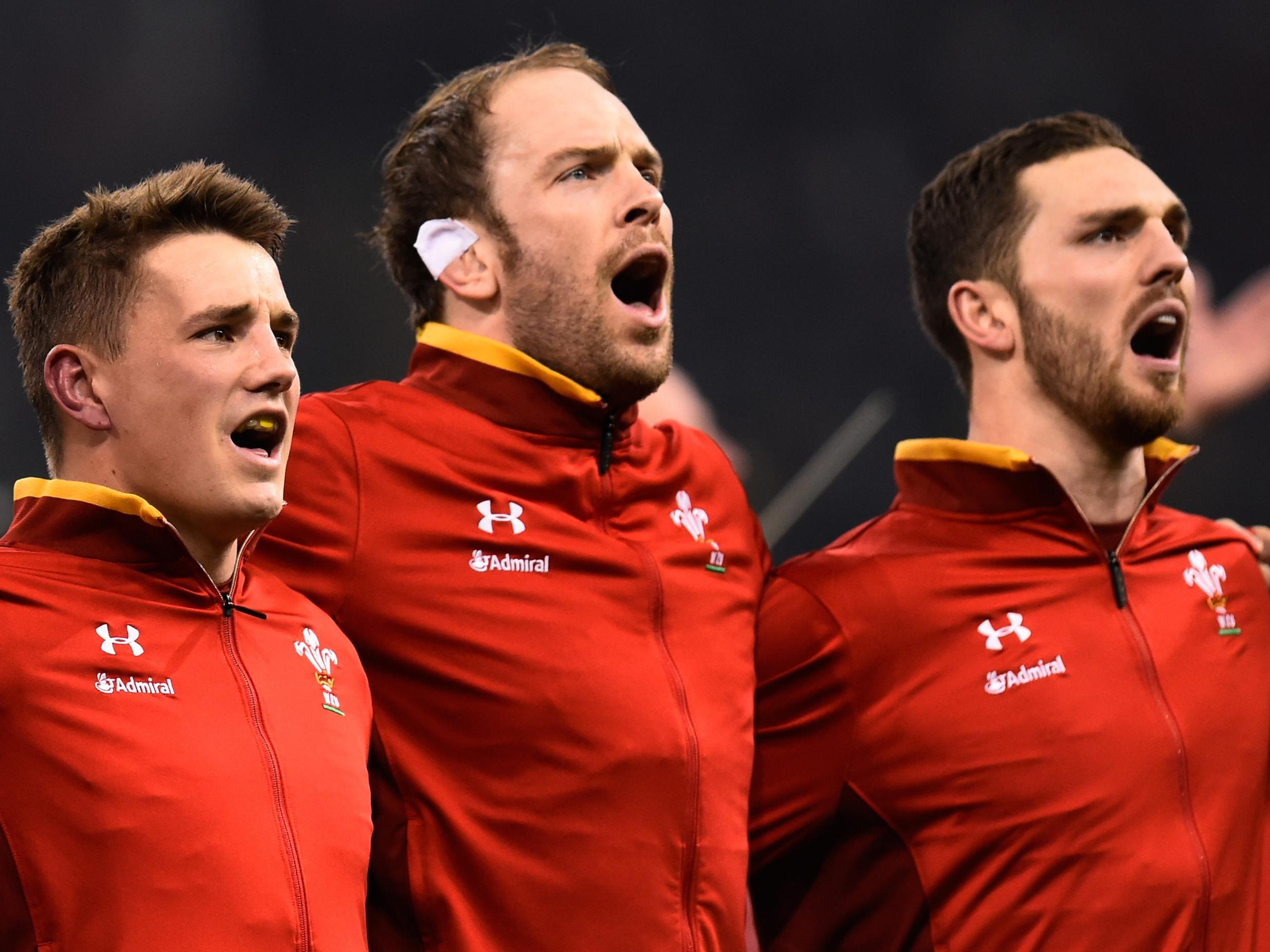 Wales internationals take 25 per cent pay cut