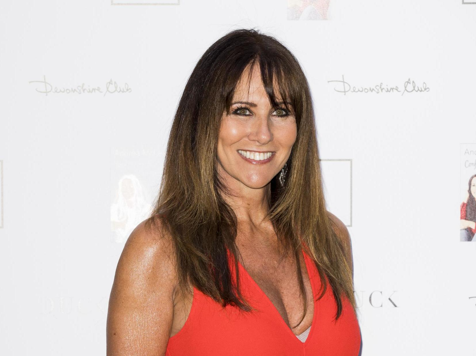 Coronavirus: Dancing On Ice star Linda Lusardi says she is 'extremely ill' with Covid-19