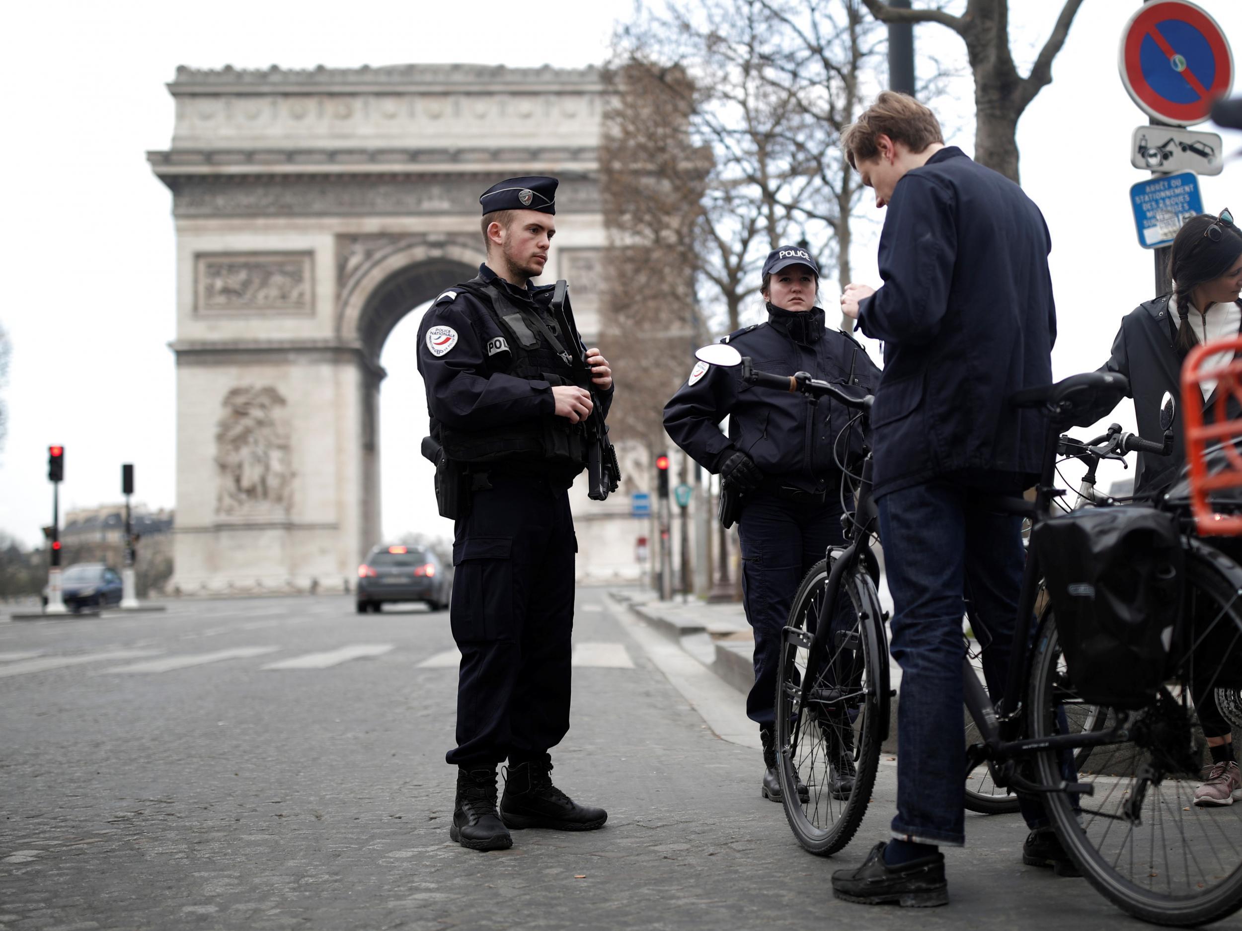 Coronavirus: France lockdown extension 'very likely' as police ...