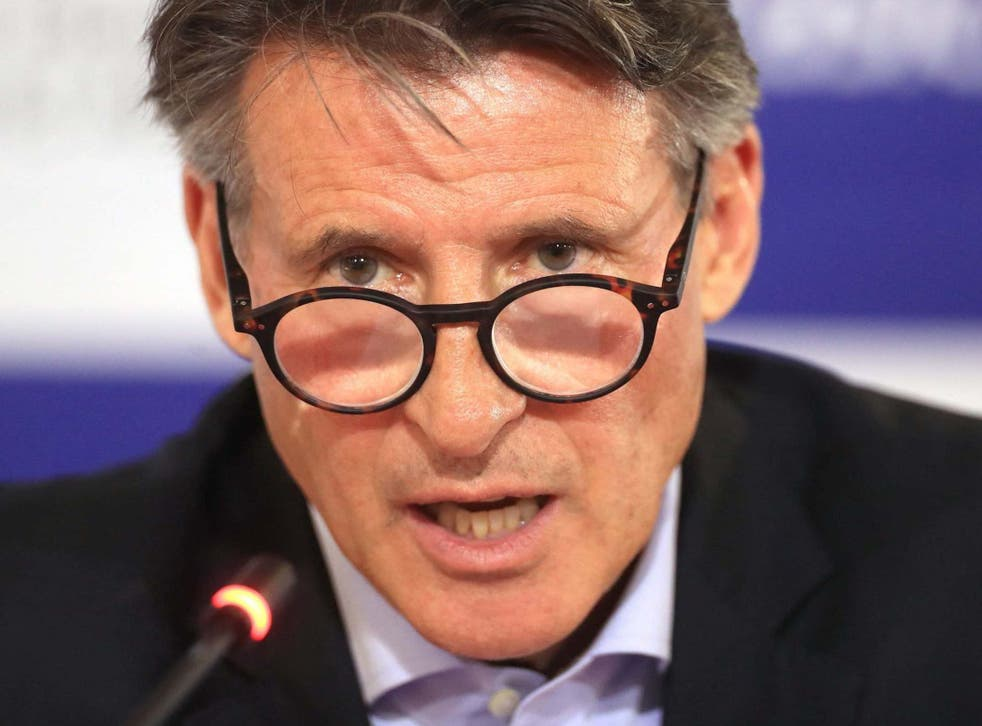 Lord Coe says athletics can handle the challenge to its calendar