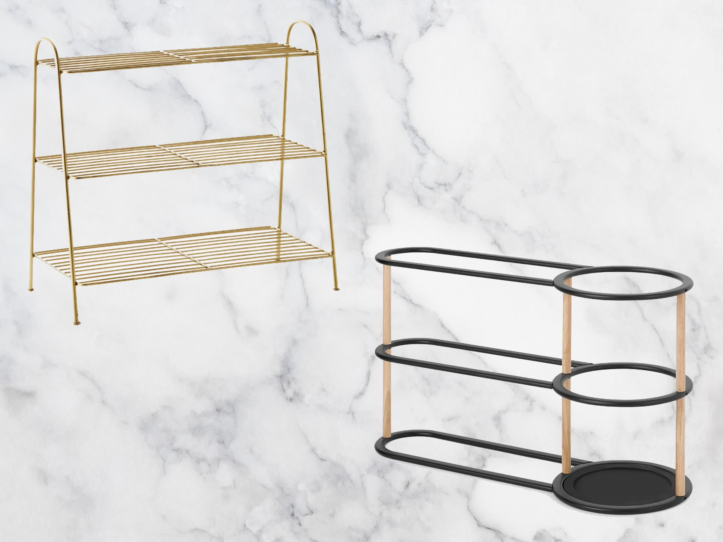 Best Shoe Rack Save Space With A Stylish Organiser The Independent