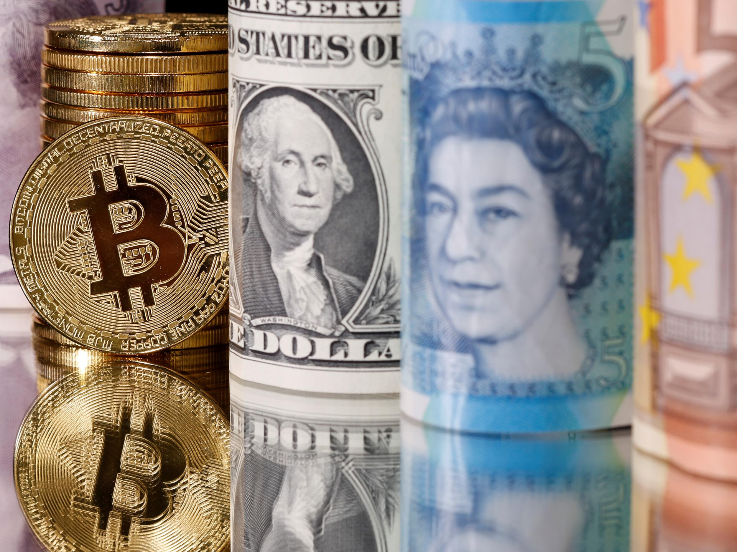 other currencies like bitcoin