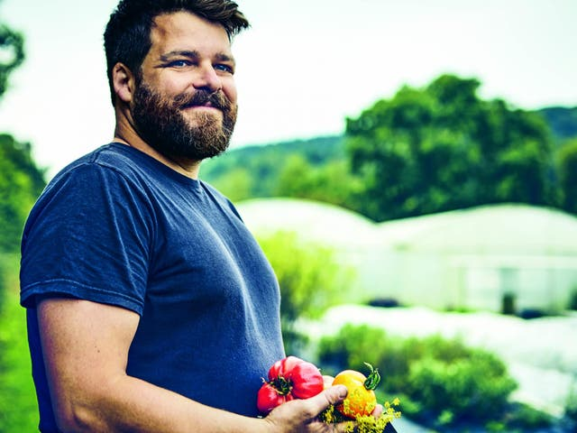 'River Cottage and Hugh Fearnley-Whittingstall have both been a huge influence on my career. He inspired me to write!'