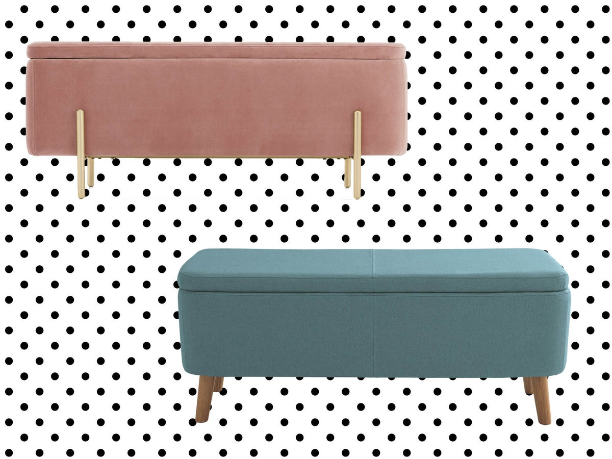 Best storage bench to keep your house looking tidy  The Independent