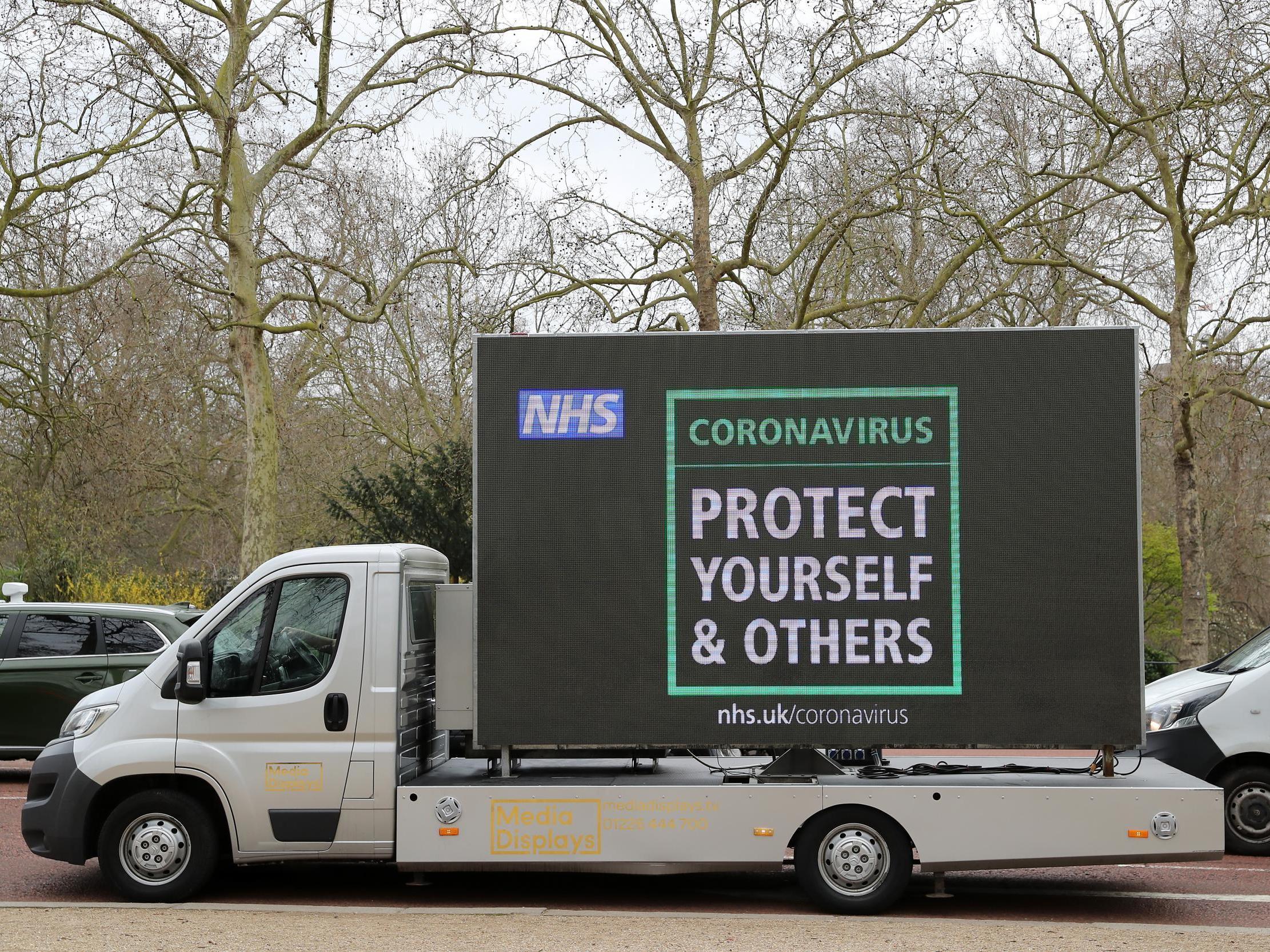 Coronavirus brings UK economy to temporary standstill