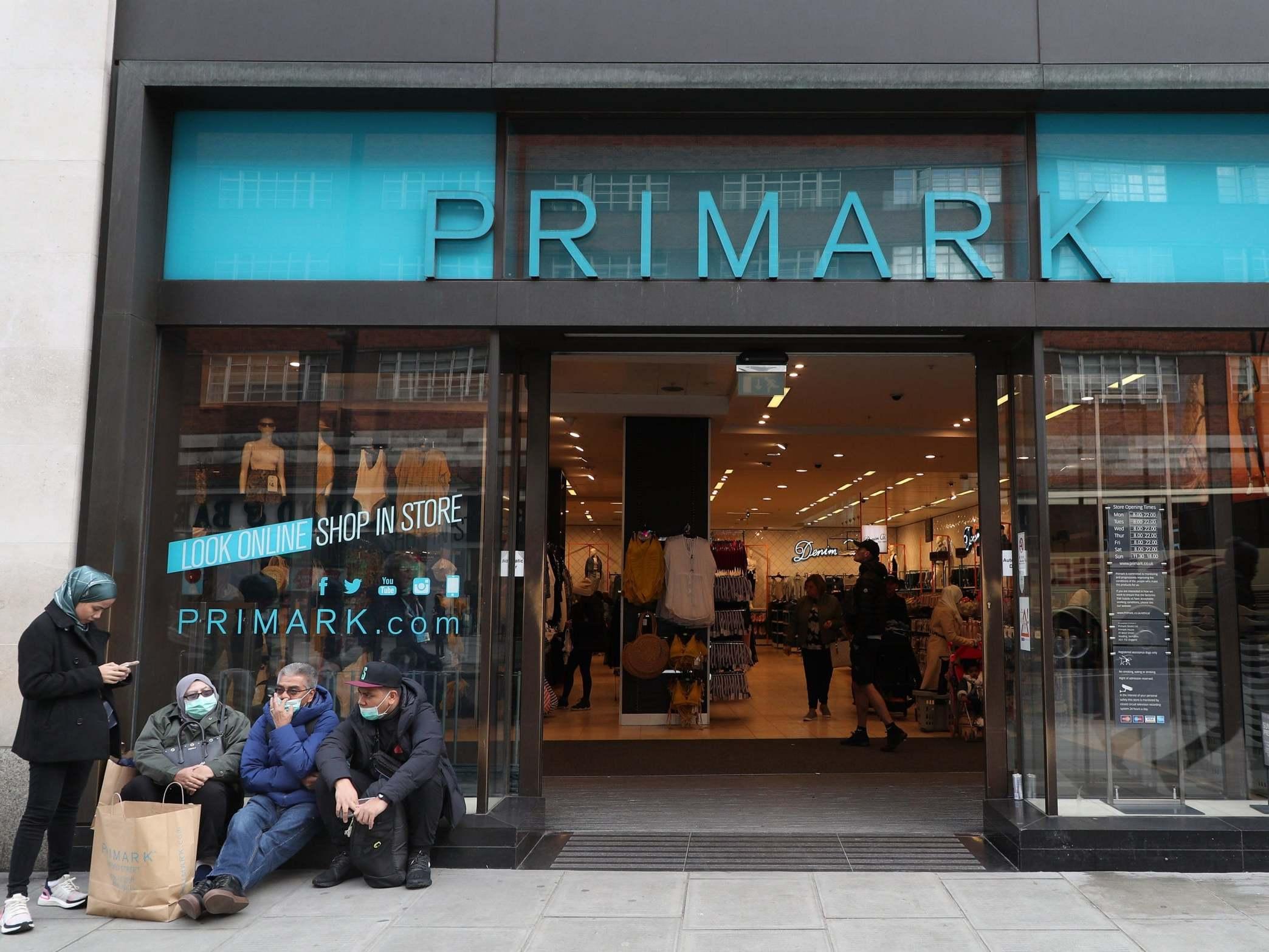 Coronavirus: Primark joins retail giants closing high street stores
