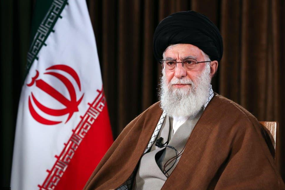 """איראן מאשימה באופן רשמי את ארה""""ב ואת ישראל ביצור והפצה גרסה מיוחדת של וירוס הקורונה באירן קטלנית במיוחד Ali-khamenei"""
