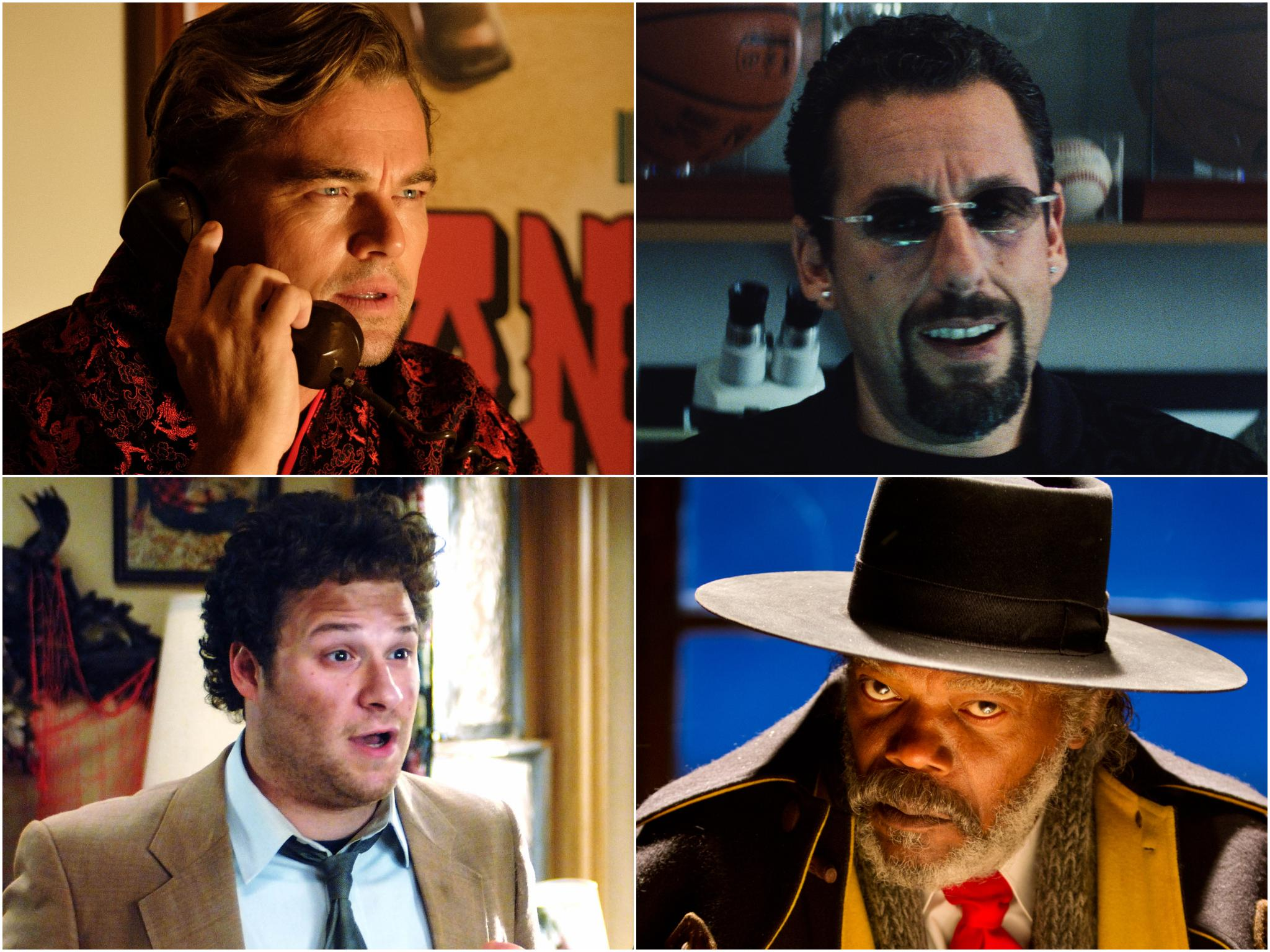 10 actors who have dropped the most swear words in films