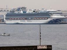 Cruise ships facing deadly coronavirus outbreaks beg Florida for entry