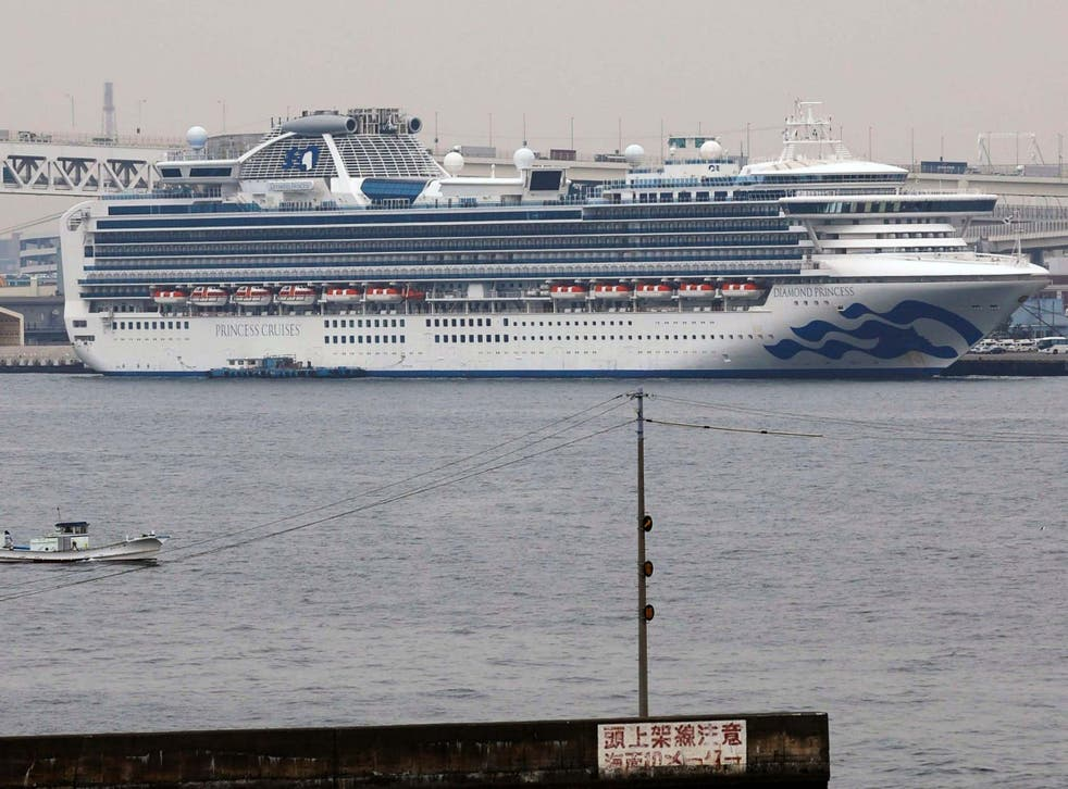 The CEO of the world's biggest cruise company, and owner of the troubled Diamond Princess ship, said cruises will be back once the coronavirus pandemic ends