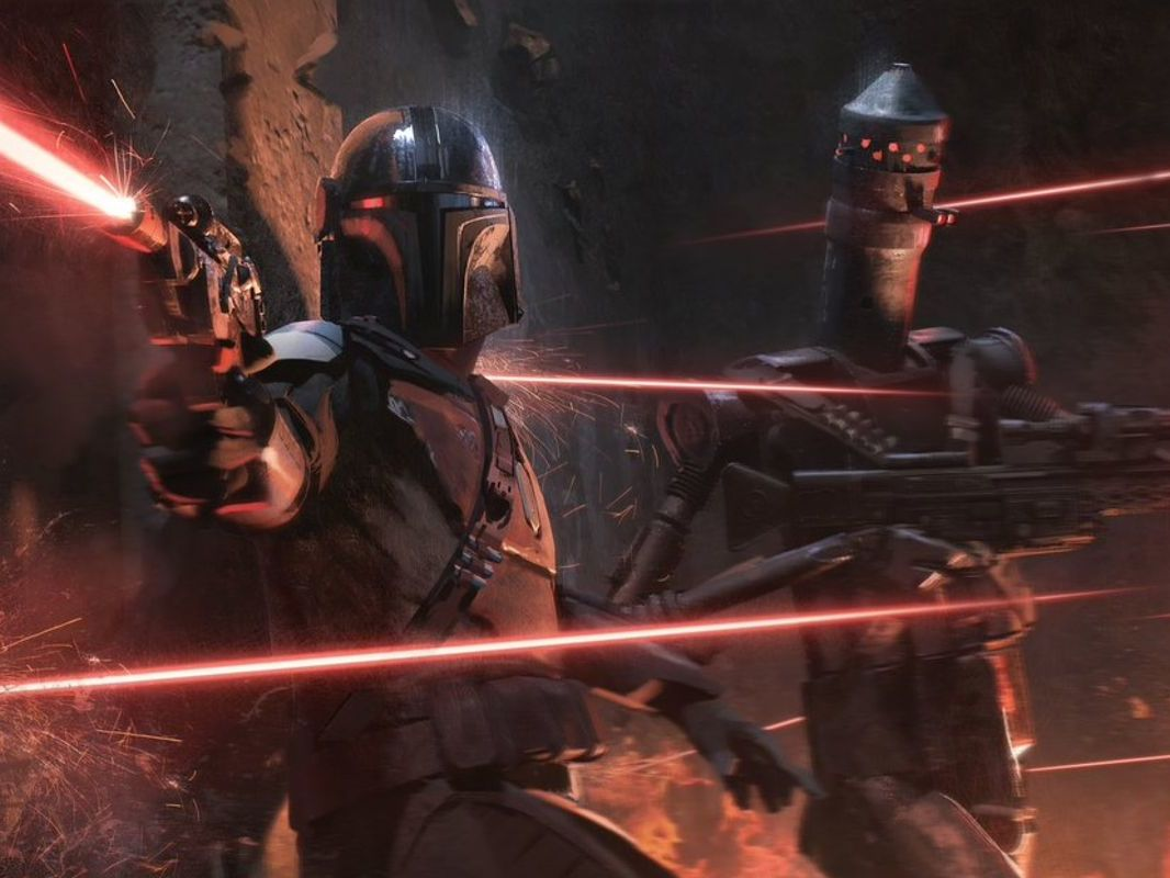 The Mandalorian keeps things just the right side of schmaltzy – review