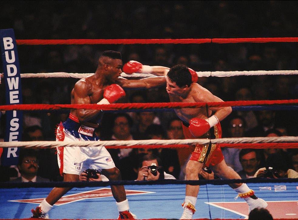 Chávez y Taylor dieron una de las mejores peleas de la década de 1990