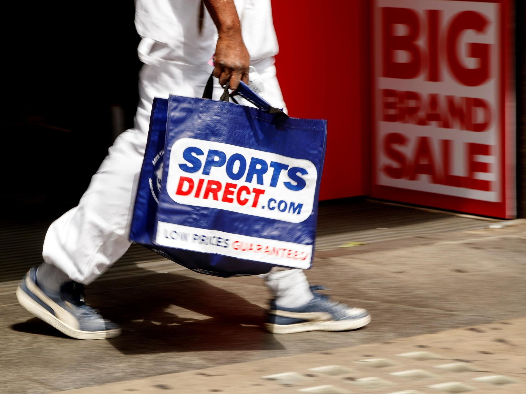 Coronavirus: Sports Direct in U-turn after backlash at plans to stay open during lockdown