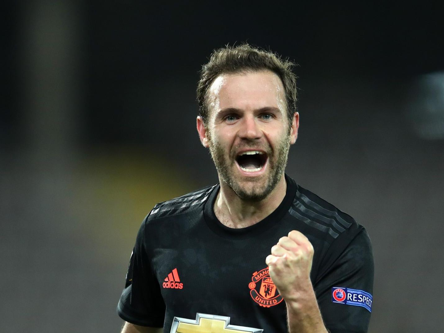 Juan Mata embracing Manchester United mentor role to help next generation at Old Trafford - The Independent