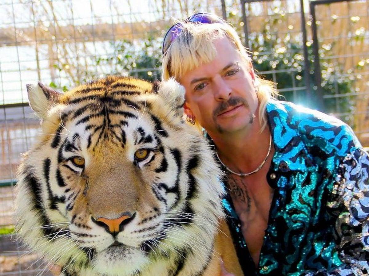 """Joe """"Tiger"""" Patrick II"""