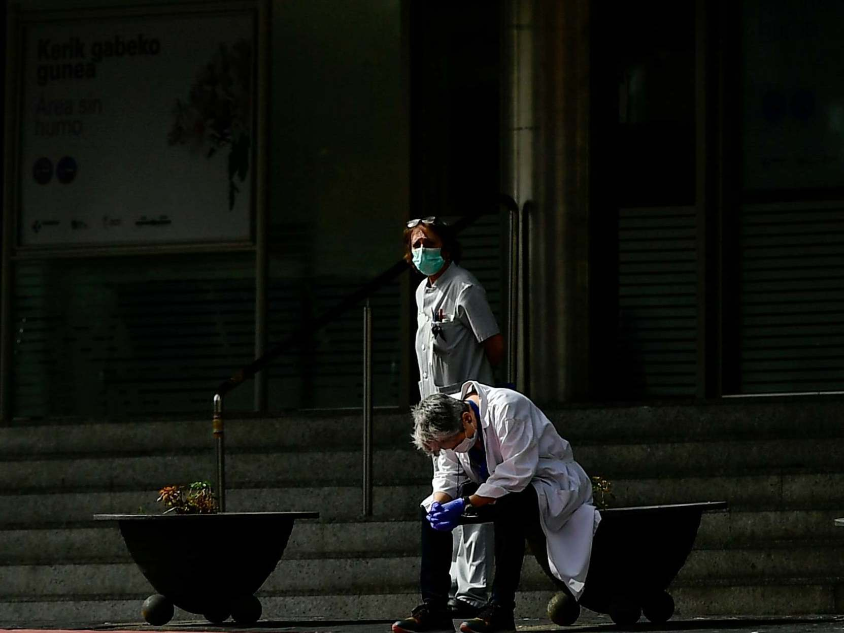 Spain coronavirus death toll overtakes China after surge in cases