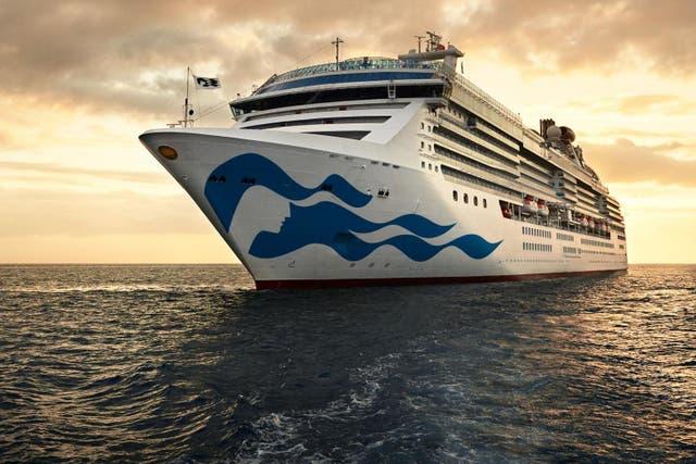 Coral Princess had a coronavirus outbreak on board