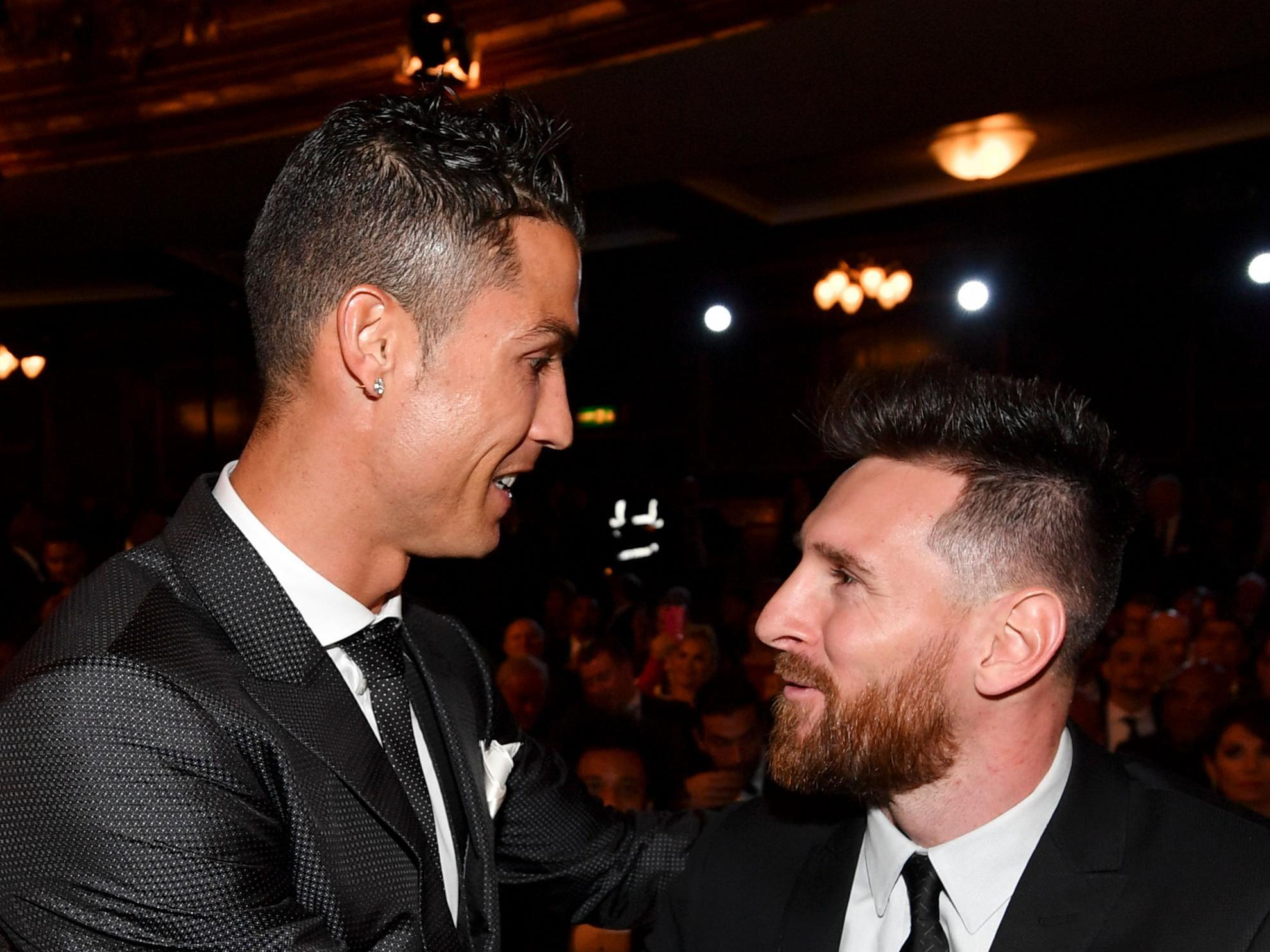 Pele attempts to settle Lionel Messi vs Cristiano Ronaldo debate - The Independent