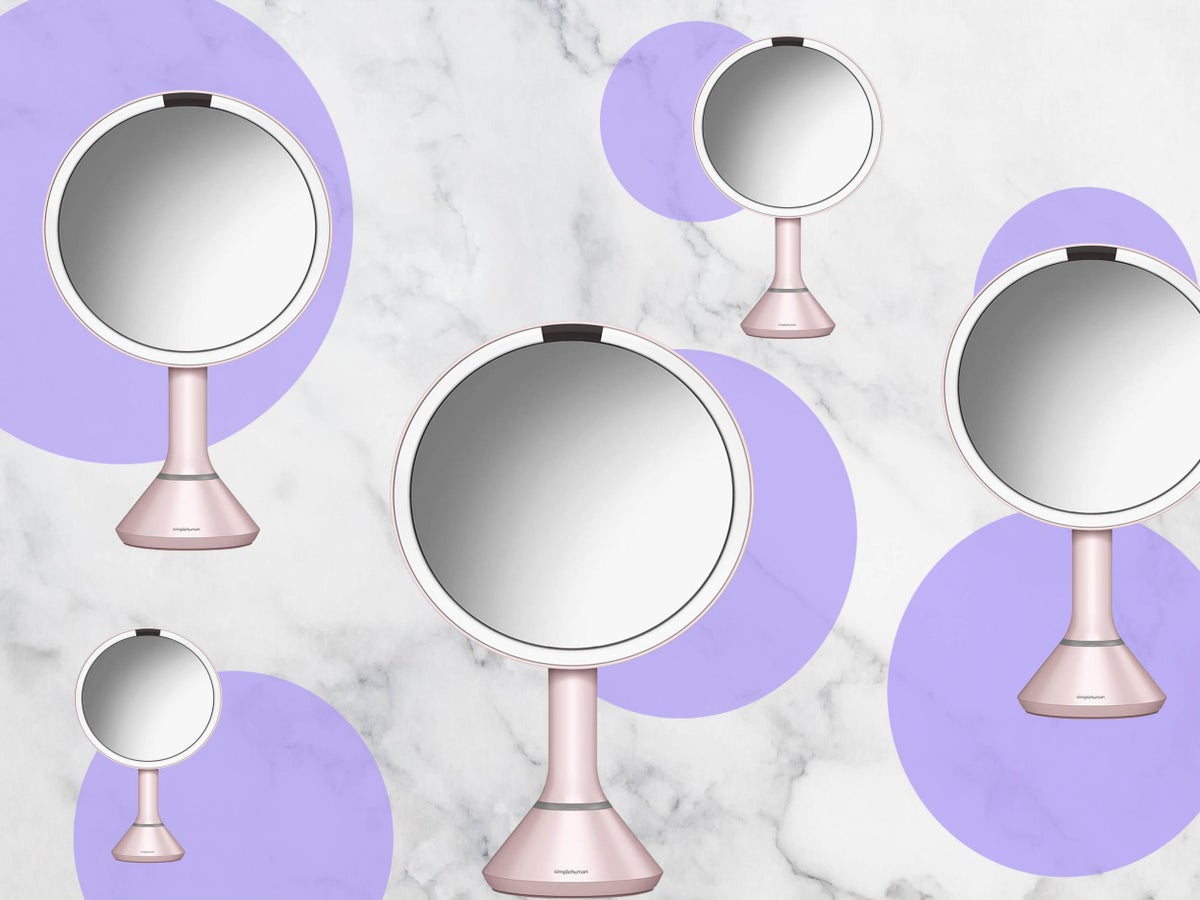 Best dressing table mirrors to turn your room into a boudoir  The