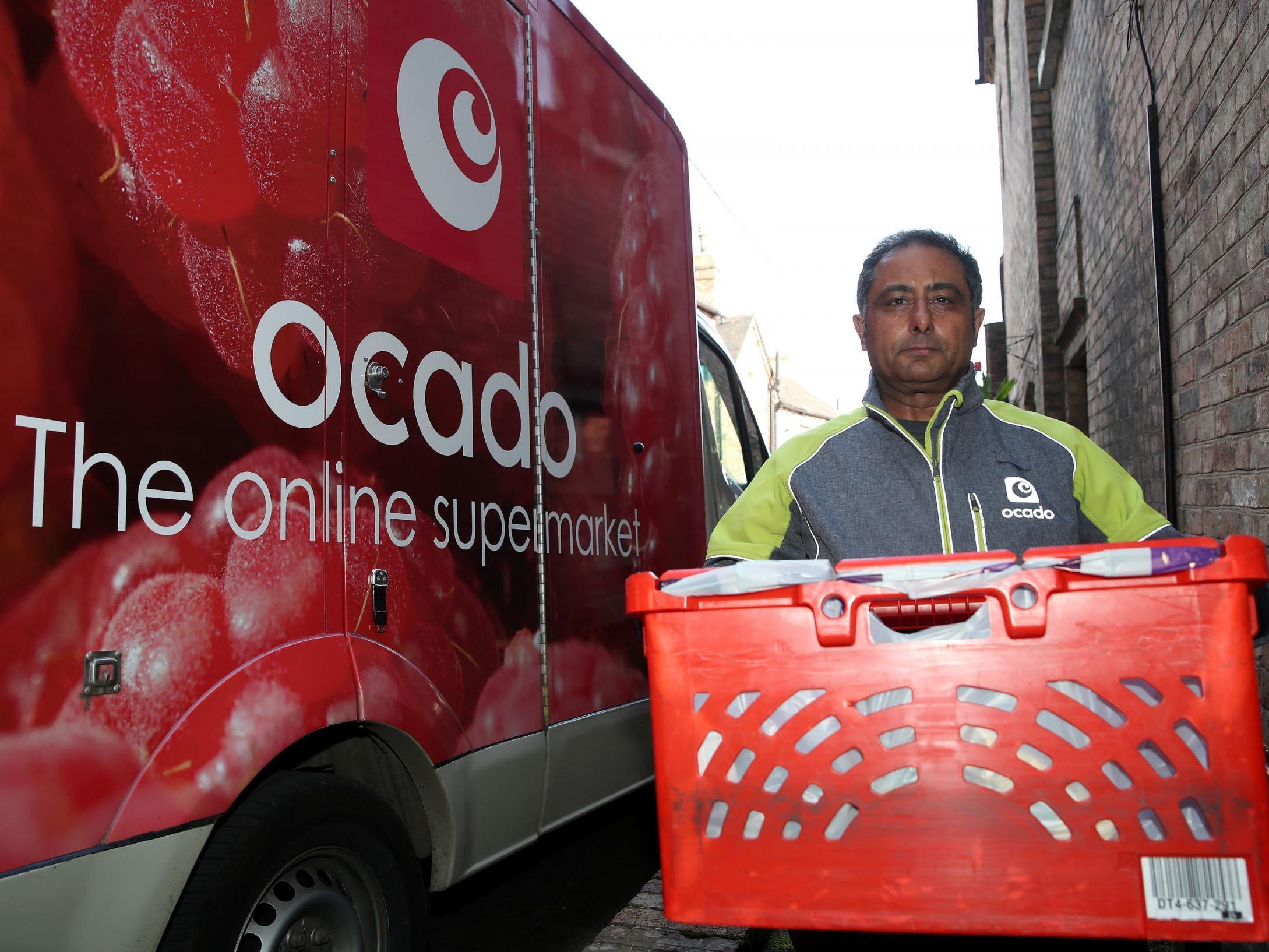 Coronavirus: Ocado boss urges UK public to stop stockpiling