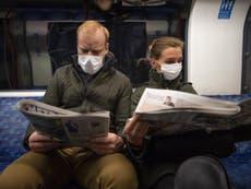 Warning over coronavirus disinformation as extremists exploit crisis