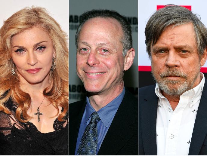 Madonna and Mark Hamill lead tributes to Mark Blum following coronavirus death