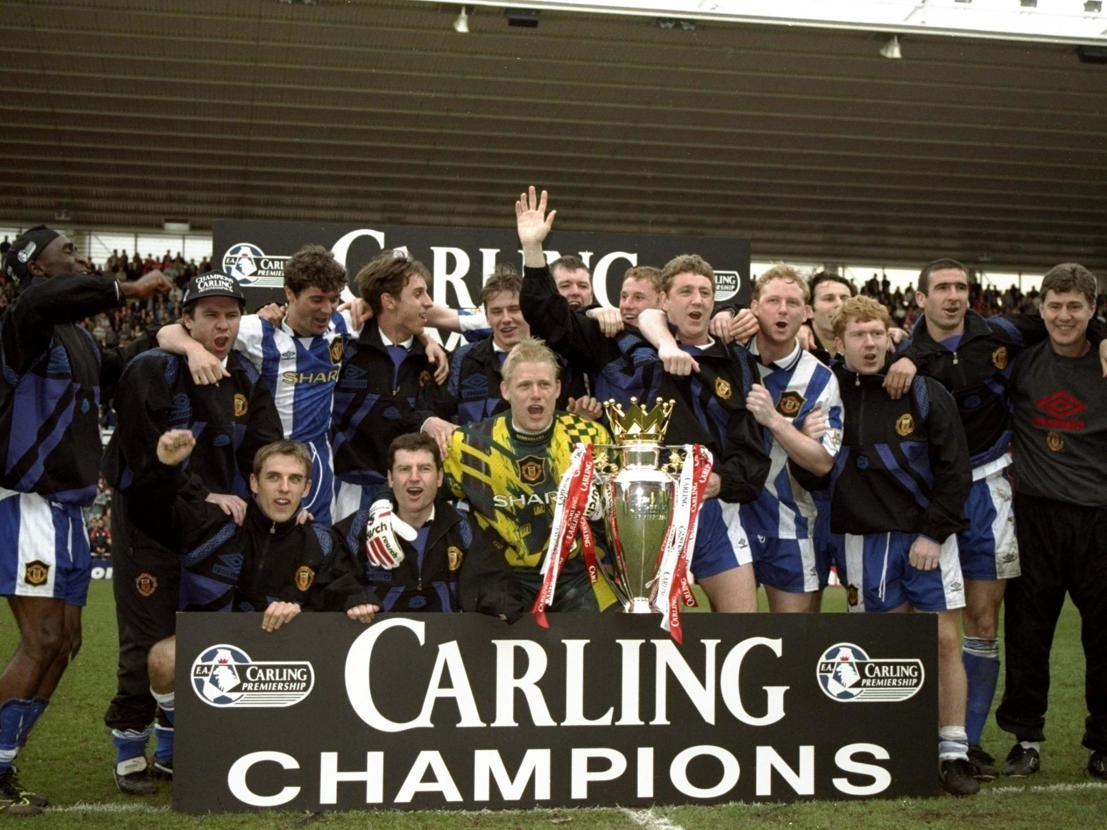 Keegan, Ferguson, Cantona and a collapse: The inside story of the 1995/96 title race