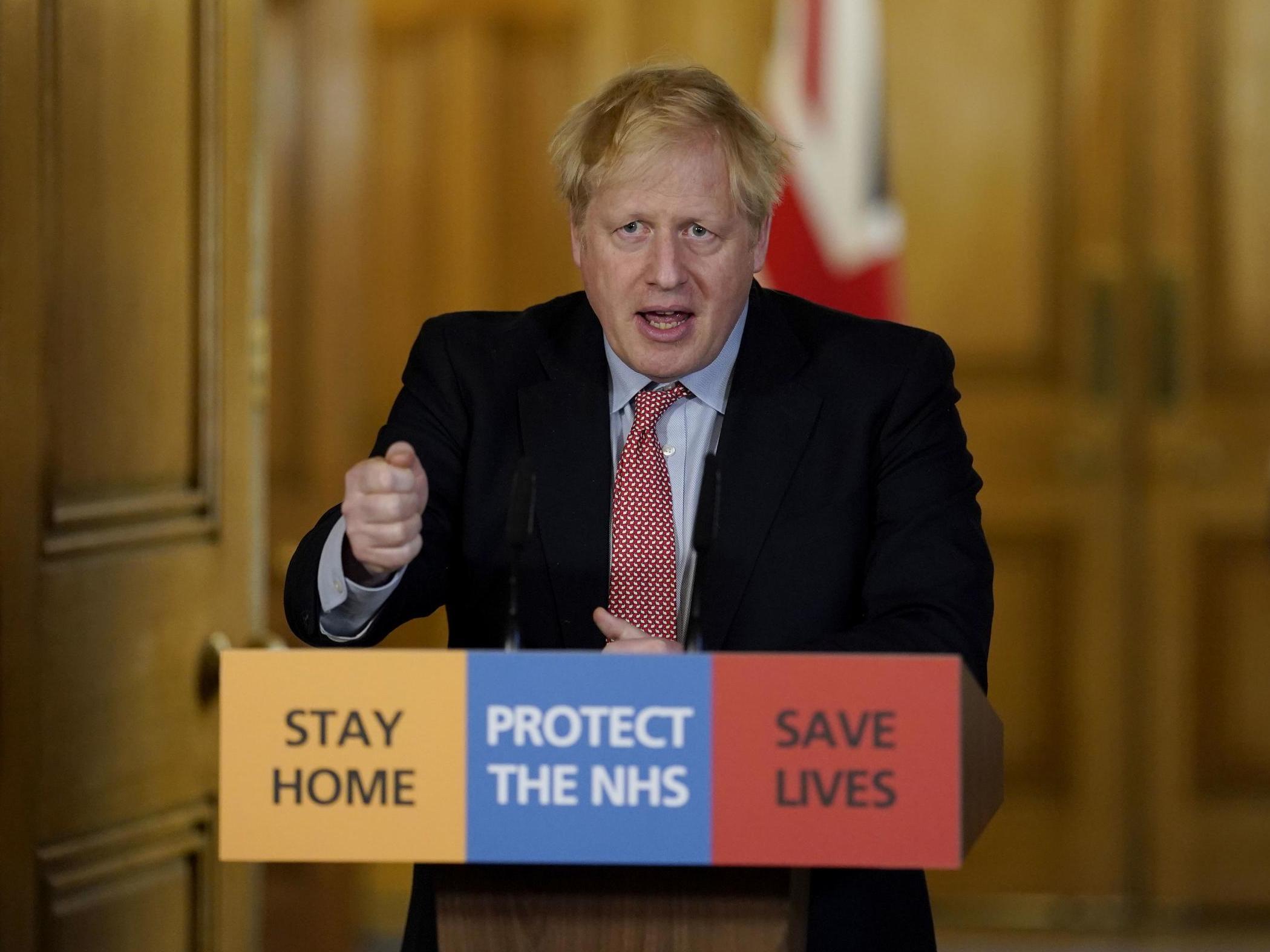 John Rentoul: On coronavirus, Boris Johnson is no Donald Trump