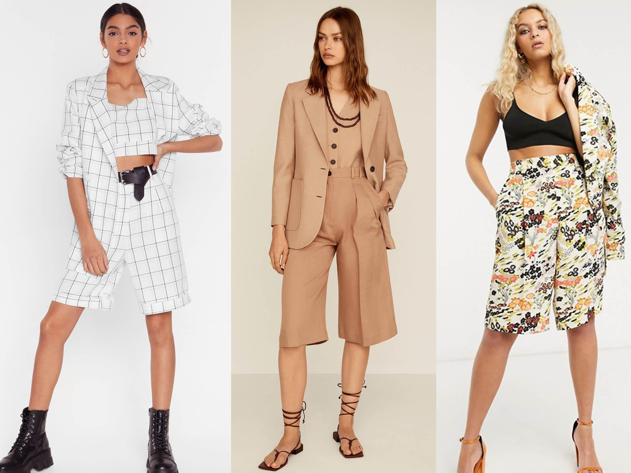 Best short suits you can look forward to wearing after quarantine