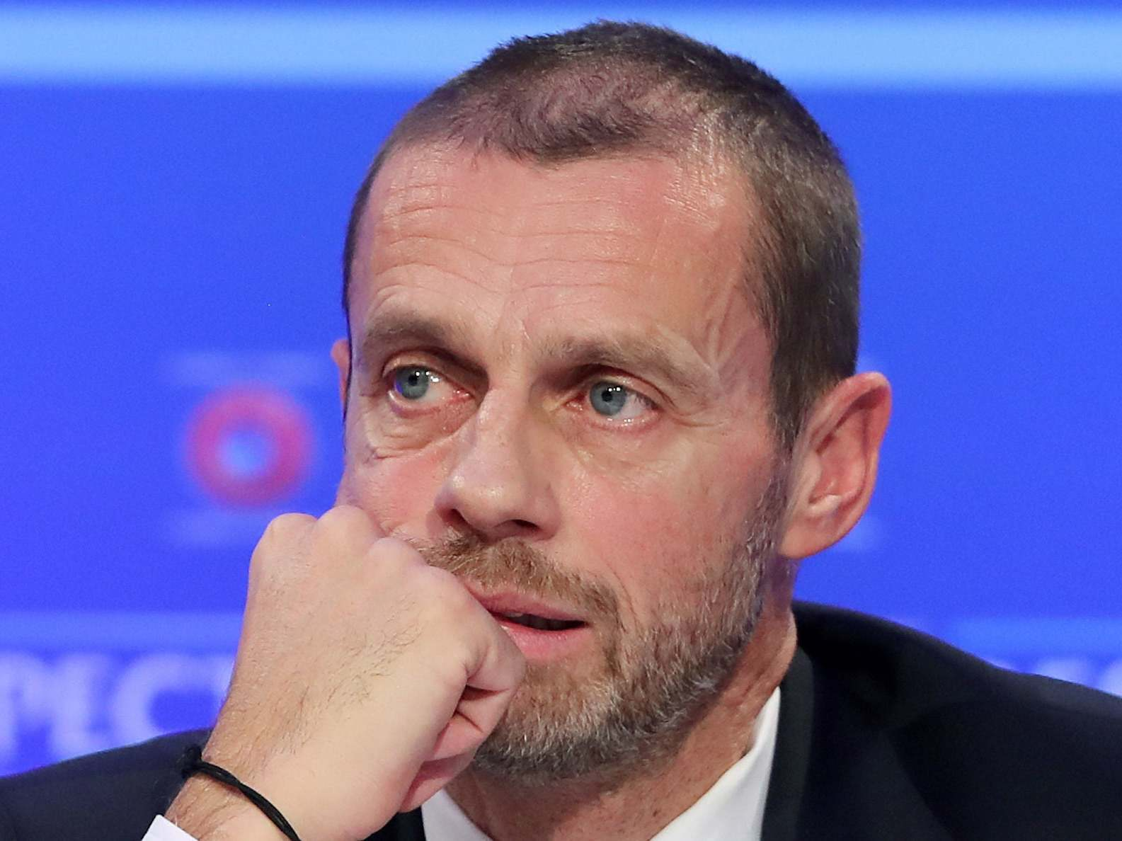 Uefa boss sets deadline on when current season 'will probably be lost'