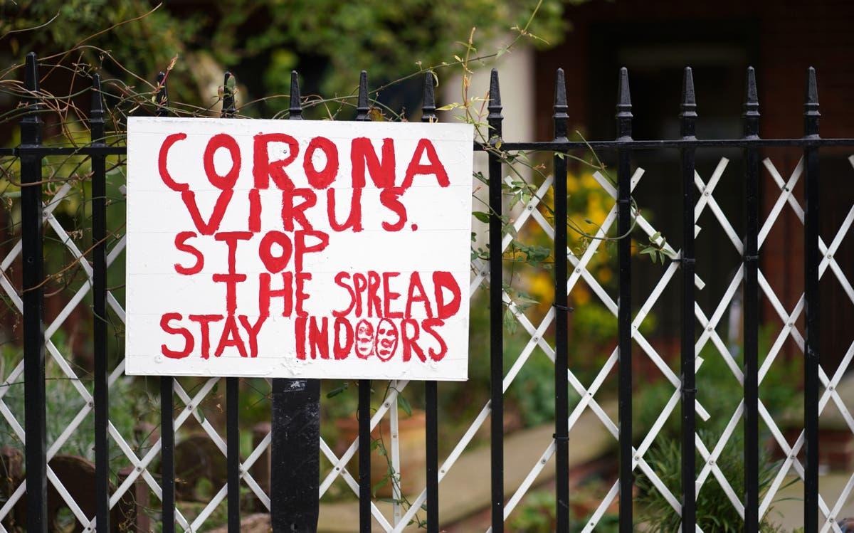 Government admits impossible to predict when coronavirus lockdown will end