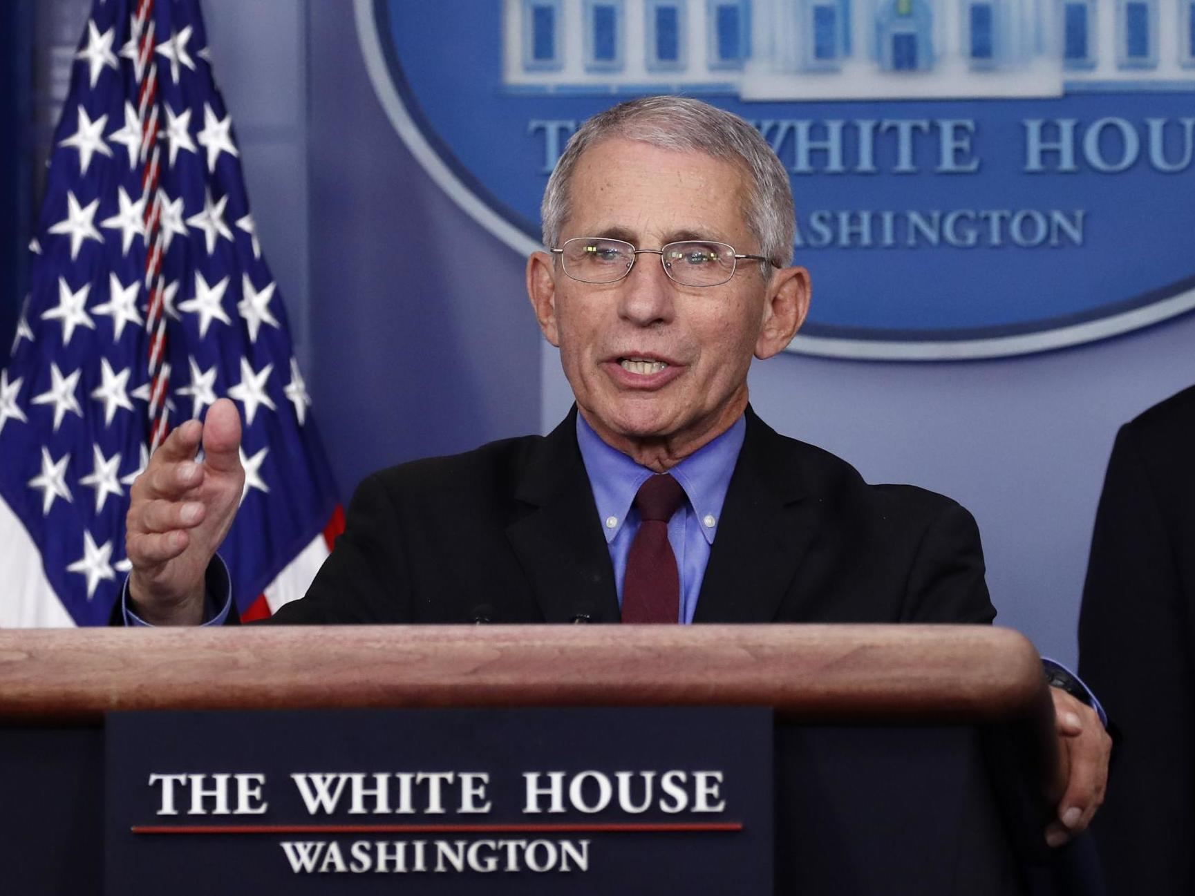 Coronavirus: US could be in for 'bad fall and bad winter' as virus returns, warns Fauci photo