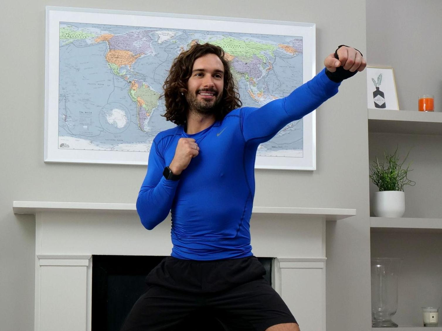 How to watch Joe Wicks' hugely popular PE workout online | The Independent  | The Independent