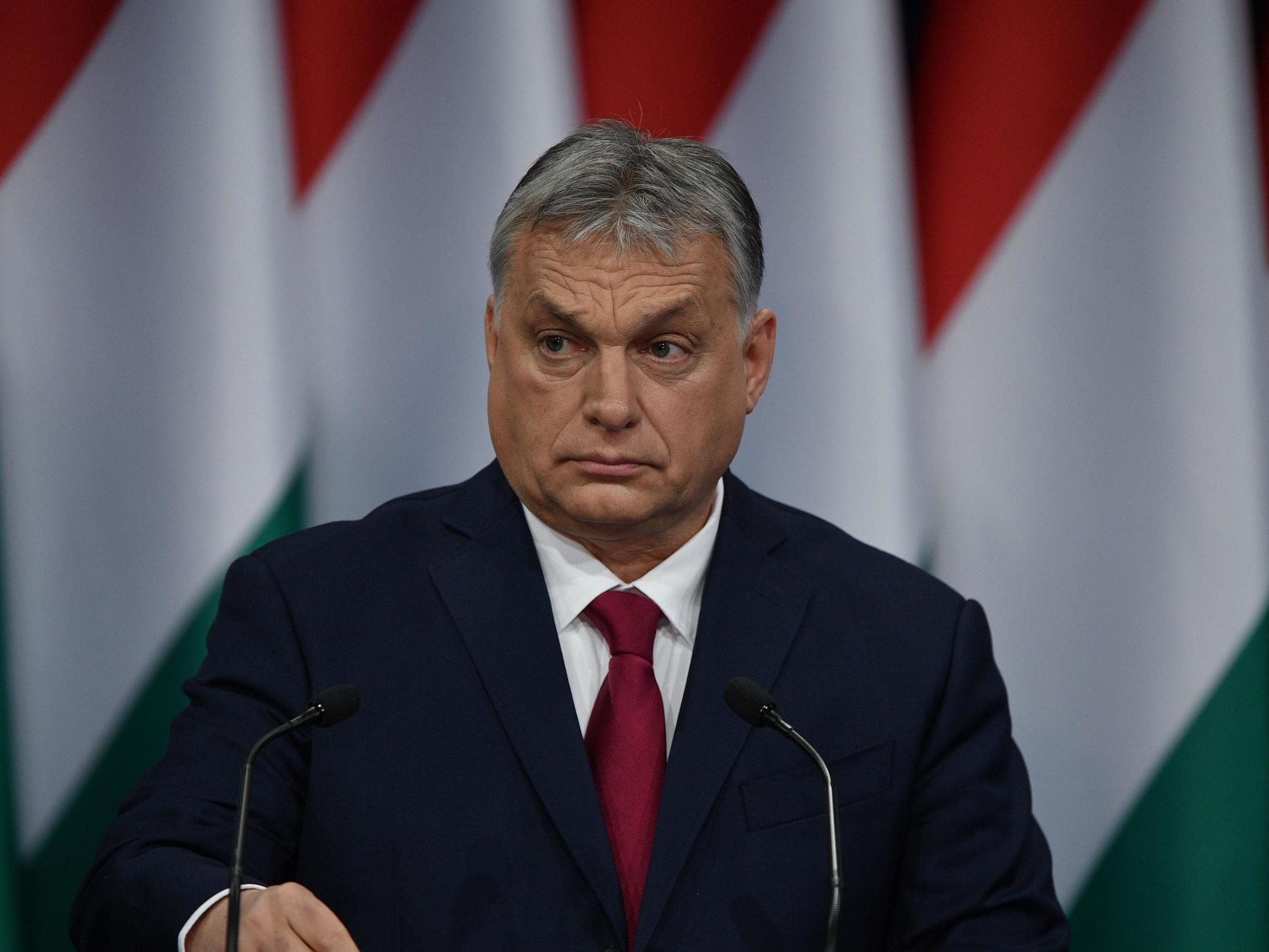 Hungary far-right leader handed sweeping new powers to rule by decree amid coronavirus pandemic